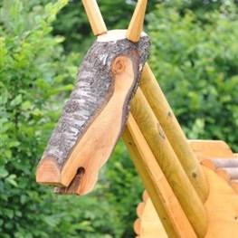 Holzmodelle rund ums Pferd