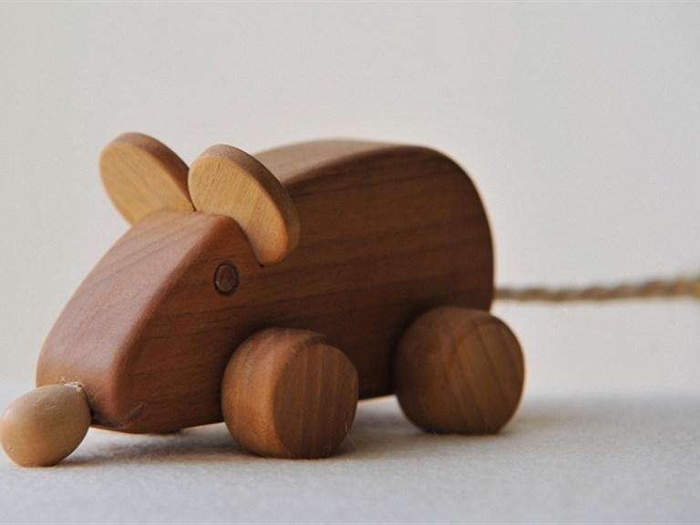 Mäuschen:        Niedlich und doch robust. Ein Kamerad, der Halt und Gesellschaft bie